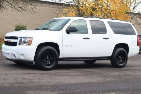 2010 Chevrolet Suburban for sale at Beaverton Auto Wholesale LLC in Aloha OR