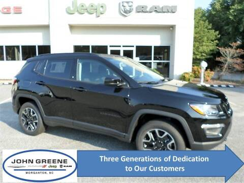 2019 Jeep Compass for sale at John Greene Chrysler Dodge Jeep Ram in Morganton NC