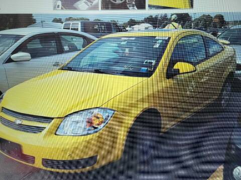 2007 Chevrolet Cobalt for sale at CRYSTAL MOTORS SALES in Rome NY