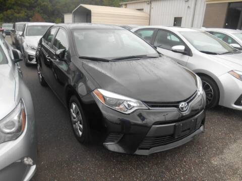 2019 Toyota Corolla for sale at AUTO MART in Montgomery AL