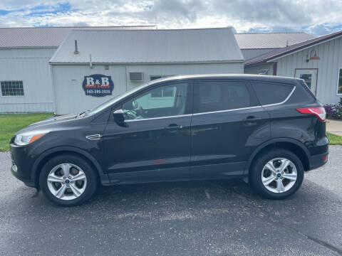 2015 Ford Escape for sale at B & B Sales 1 in Decorah IA