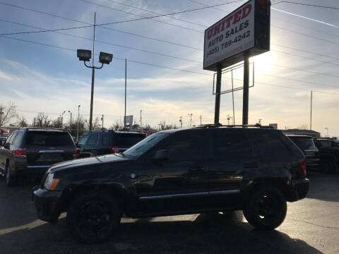2010 Jeep Grand Cherokee for sale at United Auto Sales in Oklahoma City OK