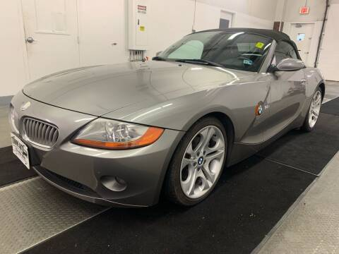2003 BMW Z4 for sale at TOWNE AUTO BROKERS in Virginia Beach VA