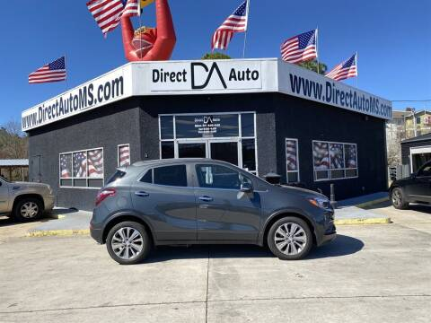 2018 Buick Encore for sale at Direct Auto in D'Iberville MS