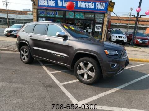 2015 Jeep Grand Cherokee for sale at West Oak in Chicago IL