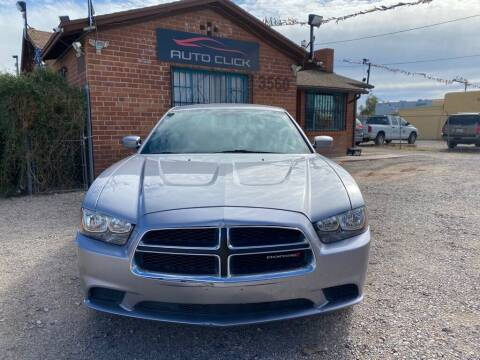 2014 Dodge Charger for sale at Auto Click in Tucson AZ