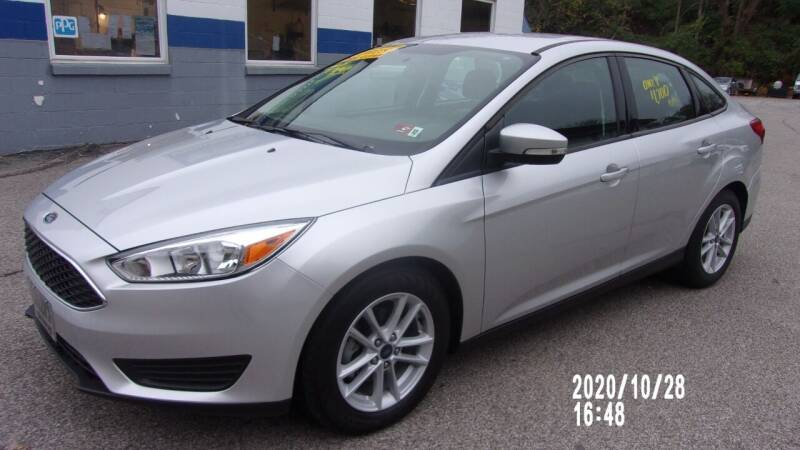 2018 Ford Focus for sale at Allen's Pre-Owned Autos in Pennsboro WV