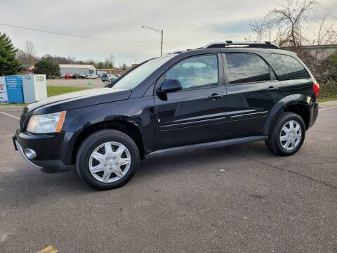 2007 Pontiac Torrent for sale at Finish Line Auto Sales Inc. in Lapeer MI