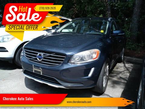 2014 Volvo XC60 for sale at Cherokee Auto Sales in Acworth GA