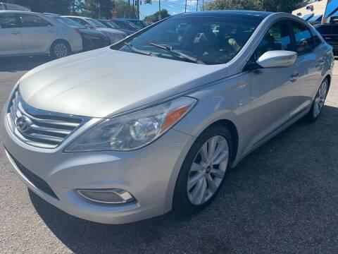2012 Hyundai Azera for sale at Capital Motors in Raleigh NC