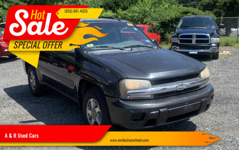 2005 Chevrolet TrailBlazer for sale at A & R Used Cars in Clayton NJ