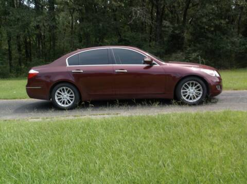 2011 Hyundai Genesis for sale at Smith Auto Finance LLC in Grand Saline TX