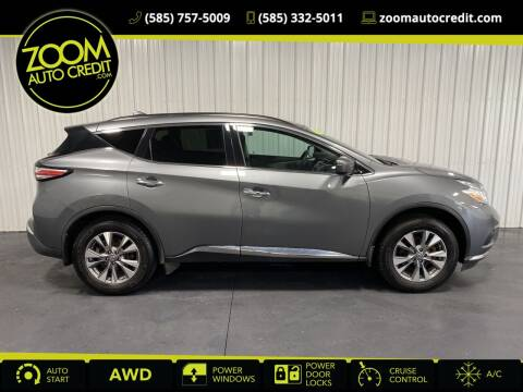 2017 Nissan Murano for sale at ZoomAutoCredit.com in Elba NY