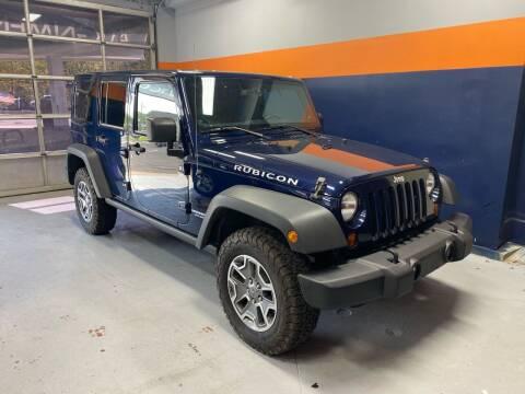 2013 Jeep Wrangler Unlimited for sale at Ekonkar Motors in Scotch Plains NJ