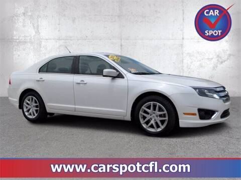 2012 Ford Fusion for sale at Car Spot Of Central Florida in Melbourne FL