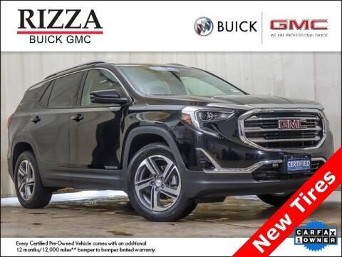 2018 GMC Terrain for sale at Rizza Buick GMC Cadillac in Tinley Park IL