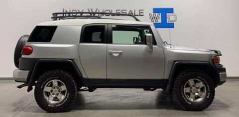 2008 Toyota FJ Cruiser for sale at Indy Wholesale Direct in Carmel IN