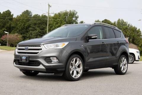 2019 Ford Escape for sale at WHITE MOTORS INC in Roanoke Rapids NC