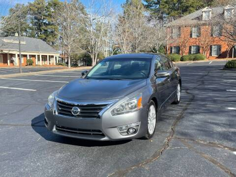 2015 Nissan Altima for sale at SMT Motors in Roswell GA