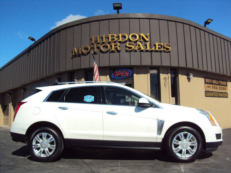 2016 Cadillac SRX for sale at Hibdon Motor Sales in Clinton Township MI