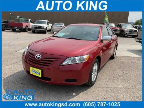2007 Toyota Camry for sale at Auto King in Rapid City SD