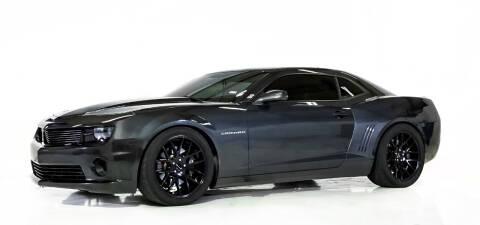 2013 Chevrolet Camaro for sale at Houston Auto Credit in Houston TX