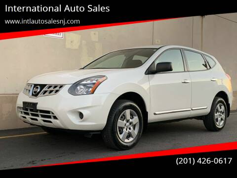 2014 Nissan Rogue Select for sale at International Auto Sales in Hasbrouck Heights NJ