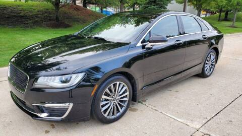 2017 Lincoln MKZ for sale at Western Star Auto Sales in Chicago IL