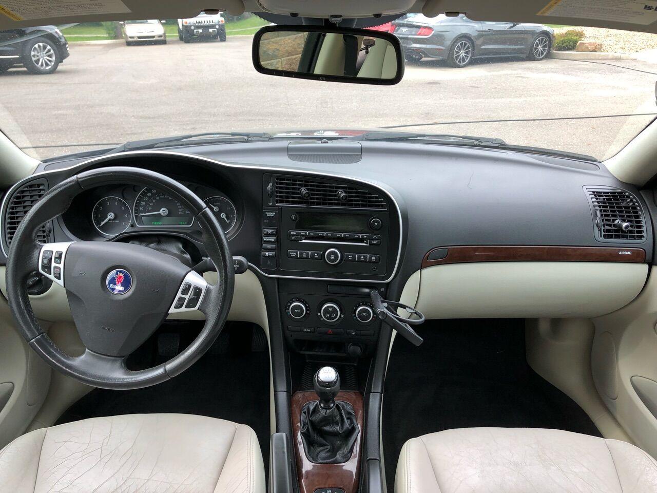 2011 Saab 9-3 4dr Car