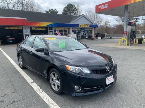 2013 Toyota Camry for sale at Gia Auto Sales in East Wareham MA