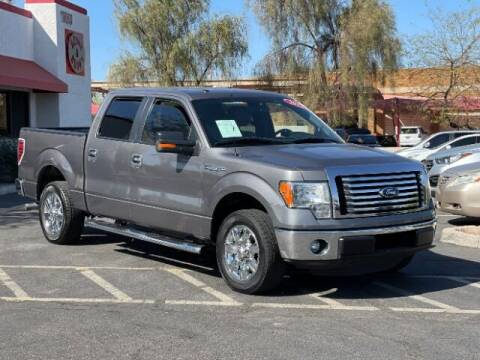 2012 Ford F-150 for sale at Brown & Brown Auto Center in Mesa AZ