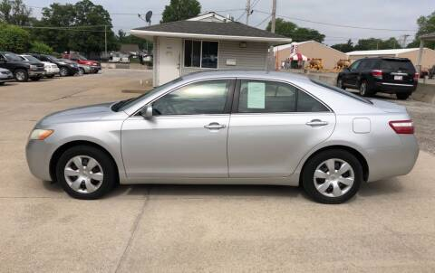 2007 Toyota Camry for sale at 6th Street Auto Sales in Marshalltown IA