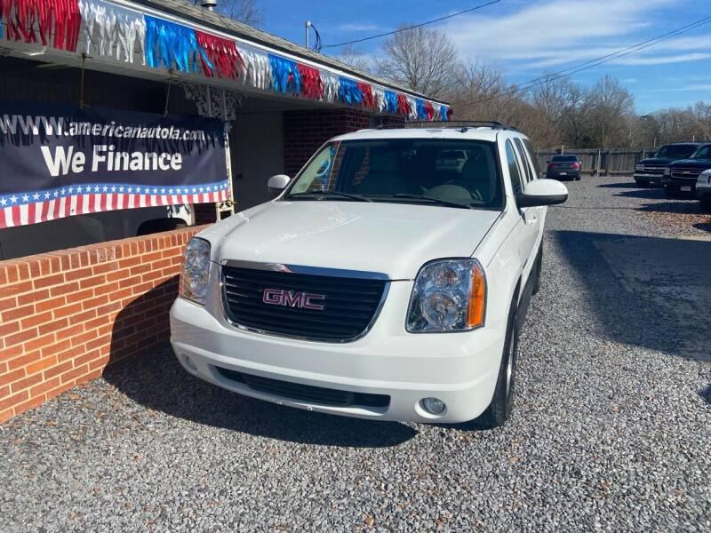 2007 GMC Yukon XL for sale at American Auto in Rayville LA