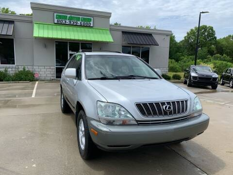 2002 Lexus RX 300 for sale at Cross Motor Group in Rock Hill SC