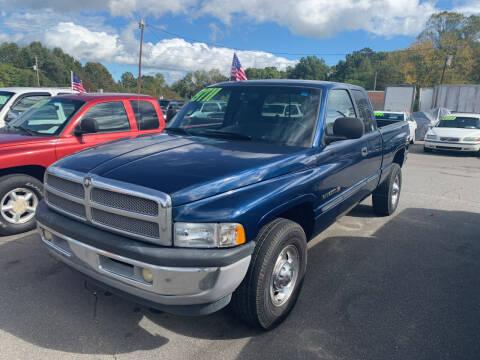 2002 Dodge Ram Pickup 2500 for sale at Wheel'n & Deal'n in Lenoir NC