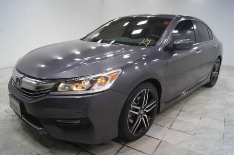 2017 Honda Accord for sale at Sacramento Luxury Motors in Carmichael CA