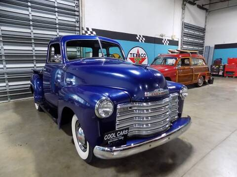 1949 Chevrolet 3100 for sale at COOL CARS in Pompano Beach FL