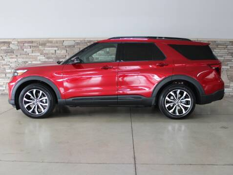 2020 Ford Explorer for sale at Bud & Doug Walters Auto Sales in Kalamazoo MI