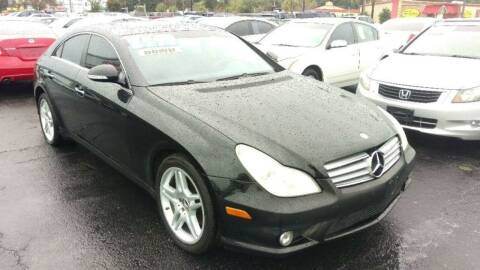 2007 Mercedes-Benz CLS for sale at Tony's Auto Sales in Jacksonville FL