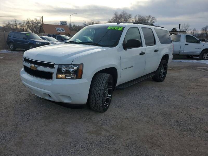 2007 Chevrolet Suburban for sale at Canyon View Auto Sales in Cedar City UT