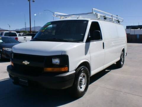 2015 Chevrolet Express Cargo for sale at Williams Auto Mart Inc in Pacoima CA