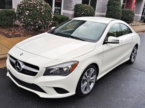 2014 Mercedes-Benz CLA for sale at Weaver Motorsports Inc in Cary NC