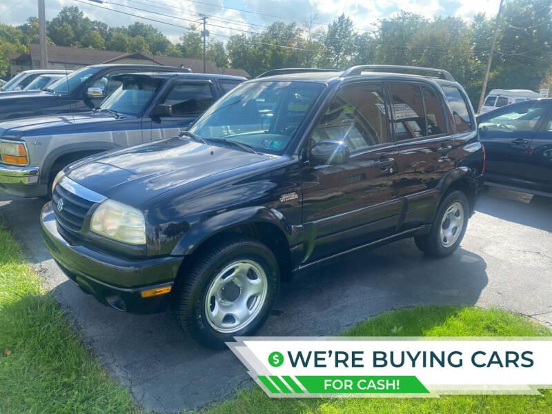 2002 Suzuki Grand Vitara for sale in Youngstown, OH