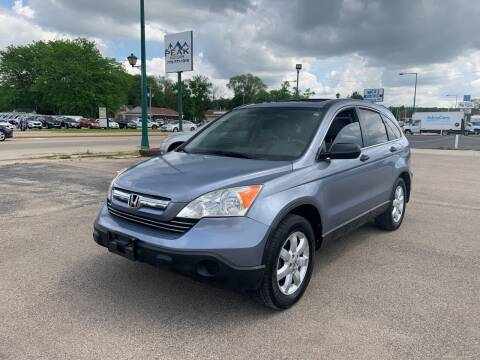 2008 Honda CR-V for sale at Peak Motors in Loves Park IL