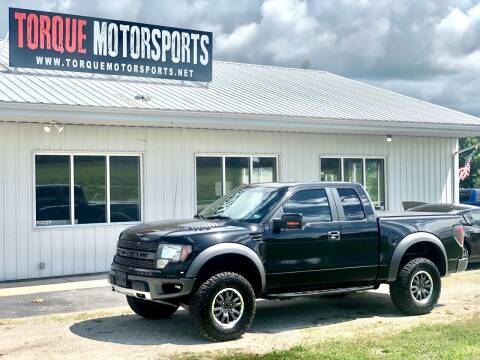 2010 Ford F-150 for sale at Torque Motorsports in Rolla MO