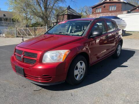 2007 Dodge Caliber for sale at JB Auto Sales in Schenectady NY