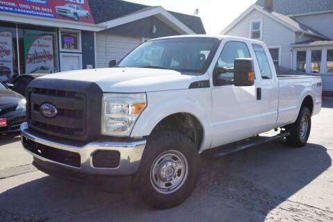 2014 Ford F-250 Super Duty for sale at Cass Auto Sales Inc in Joliet IL
