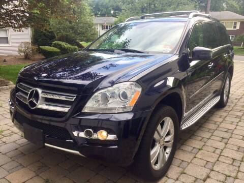 2011 Mercedes-Benz GL-Class for sale at SILVER ARROW AUTO SALES CORPORATION in Newark NJ