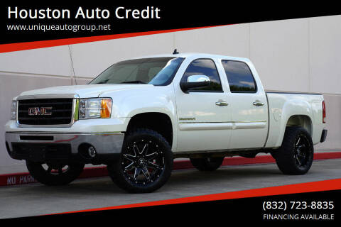 2011 GMC Sierra 1500 for sale at Houston Auto Credit in Houston TX