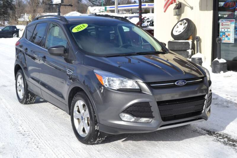 2015 Ford Escape for sale at Nick's Motor Sales LLC in Kalkaska MI